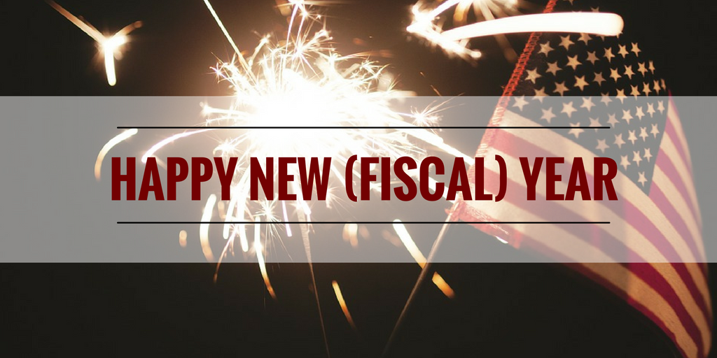 Happy New (Fiscal) Year – The New Government Fiscal Year ...
